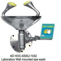 Adhoc Brand Eye Wash Unit
