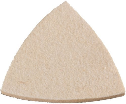 Felt Polishing Triangle