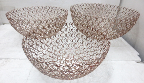Decorative Net Bowl