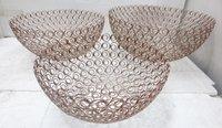 Decorative net bowl