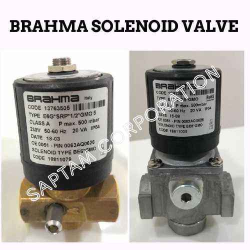 Brahma Solenoid Valve