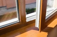 UPVC Laminated Window