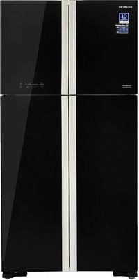 Hitachi 563 L Frost Free Double Door Top Mount Refrigerator