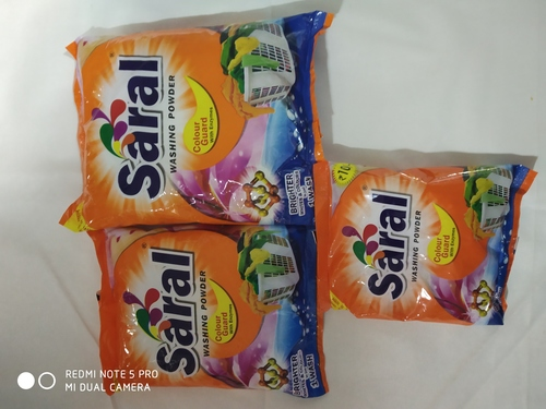 Saral Washing Powder
