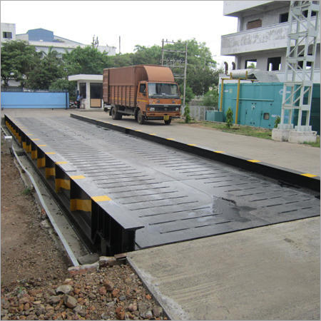 Pitless Weighbridges