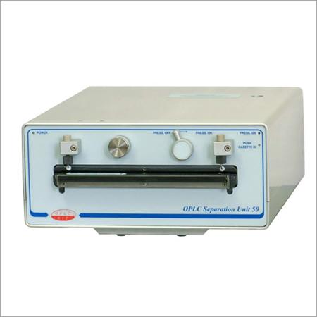 Overpressure Layer Chromatography