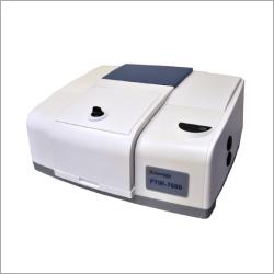 Fourier Transform Infrared Spectrometer (FTIR)