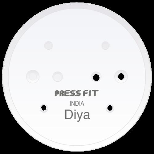 Press Fit - 3.5
