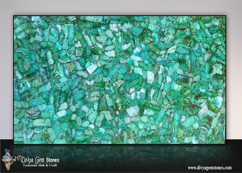 Chrysoprase Stone Slab