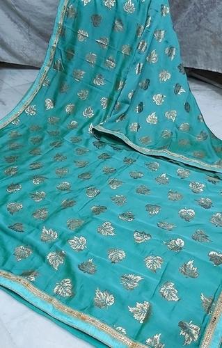 Silk Linen Pastel Shaded Sarees