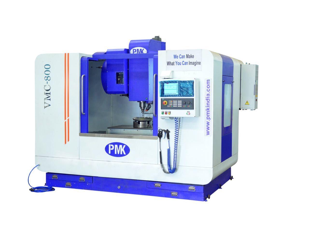 CNC Vertical Machining Center Machine