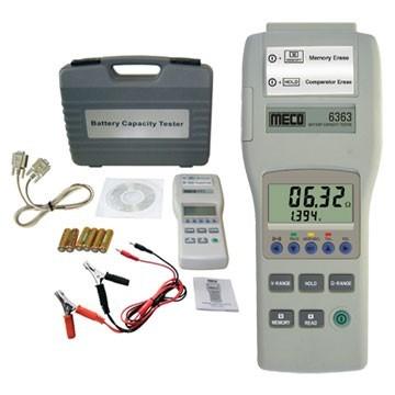 Battery Capacity Tester (Up to 500 AH & 40V)