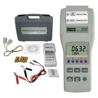 Battery Capacity Tester (Up to 500 AH & 40V)