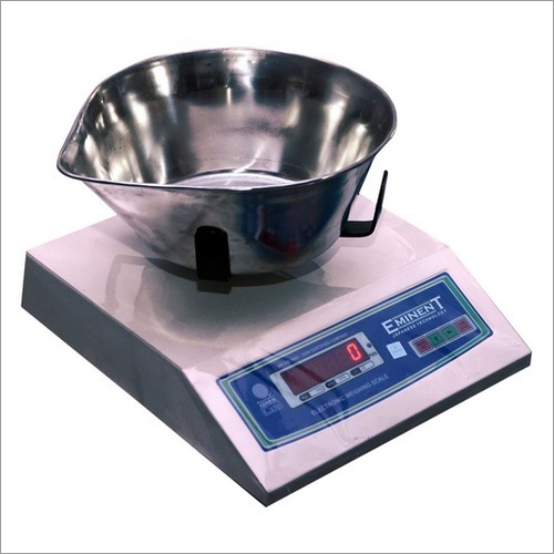 COUNTER SCALE WITH BOWL