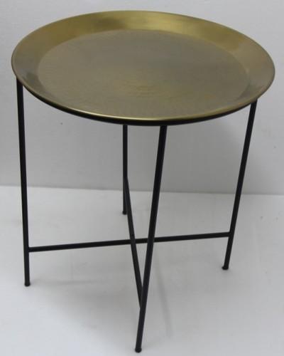 Metal Nested Table, Metal Coffee Table