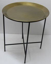 Metal Nested Table, Metal Coffee Table
