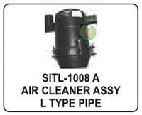 Air Cleaner Assy L Type Pipe