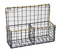 Metal Wire Wall Basket