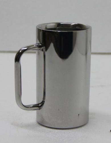 moscow mule mug Silver Platted Mug