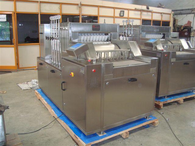 Tunnel Rinsing Machine