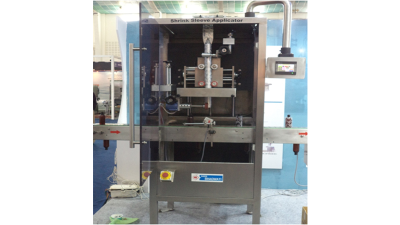 High Speed Shrink Sleeve Labeling Machine 400M