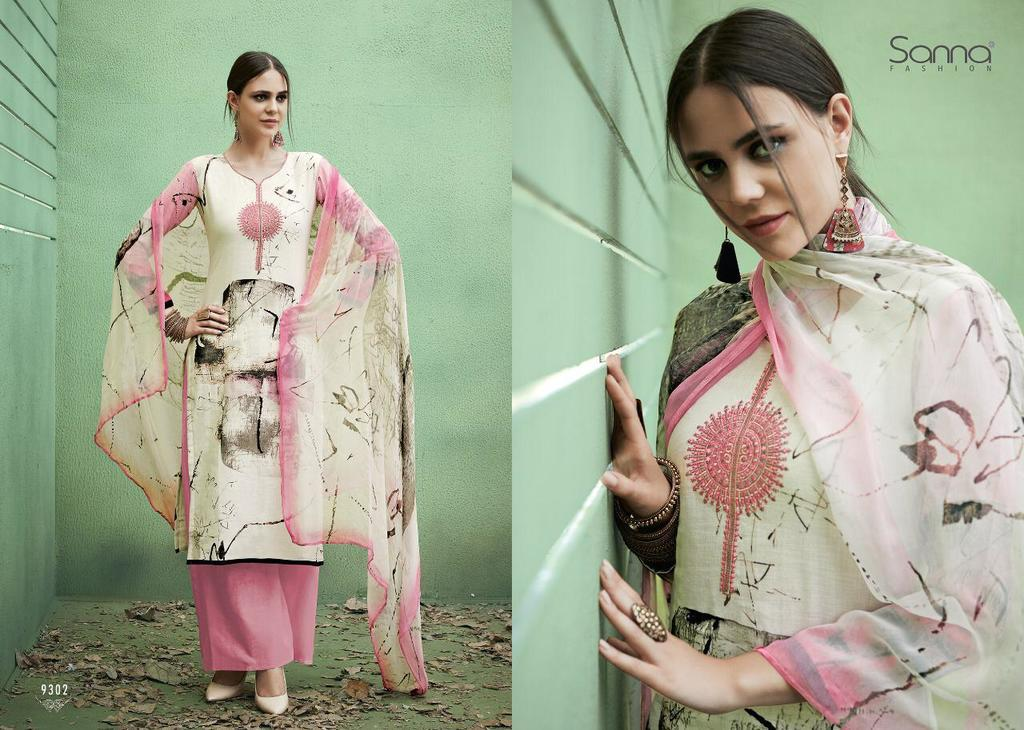 Cotton Printed Suits