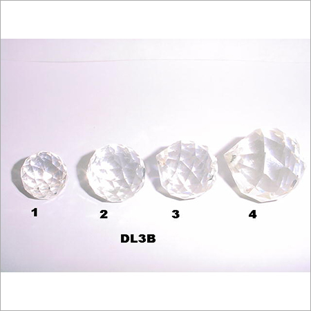 Crystal Glass Handicraft Balls