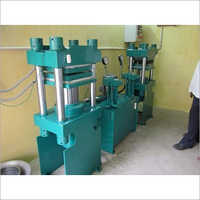 Hydraulic Rubber Moulding Machine