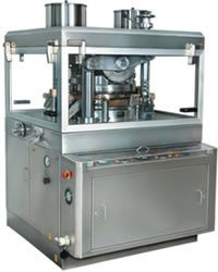 Single Rotary Tableting Machine