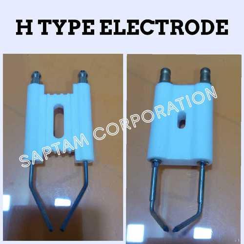 Ignition electrodes & ionisation electrodes