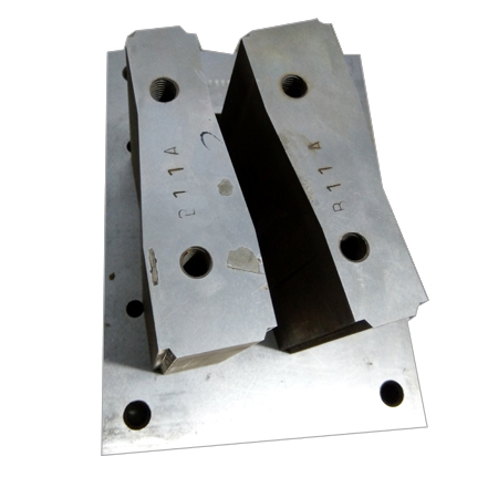 Metal Inserts Mould Job Work