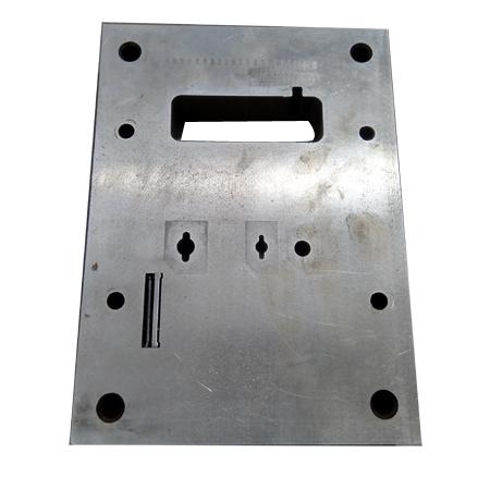 Metal Jig Plate Job Work