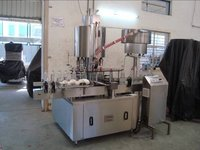 Four Head Bottle ROPP Capping Machine