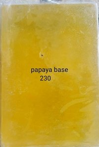 PAPAYA SOAP BASE