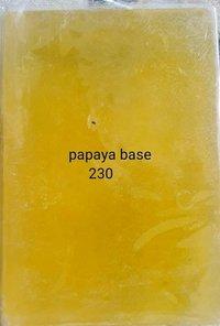PAPAYA SOAP BASE