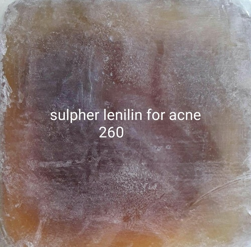 SULPHER LENILIN FOR ACNC SOAP