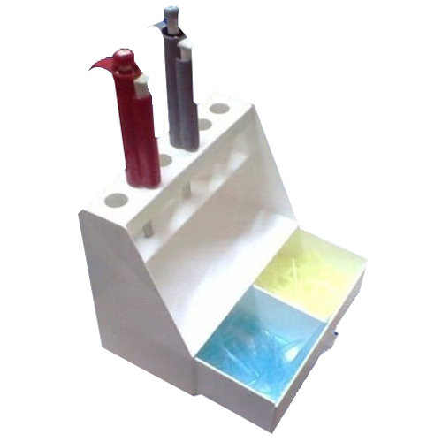Tip Tray Micropipette Stand