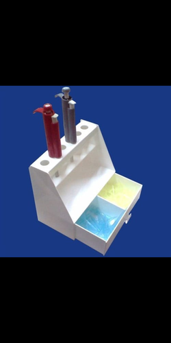 Plastic Micropipette Stand