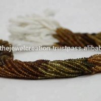 Natural Petro Tourmaline Faceted Wholesale Beads