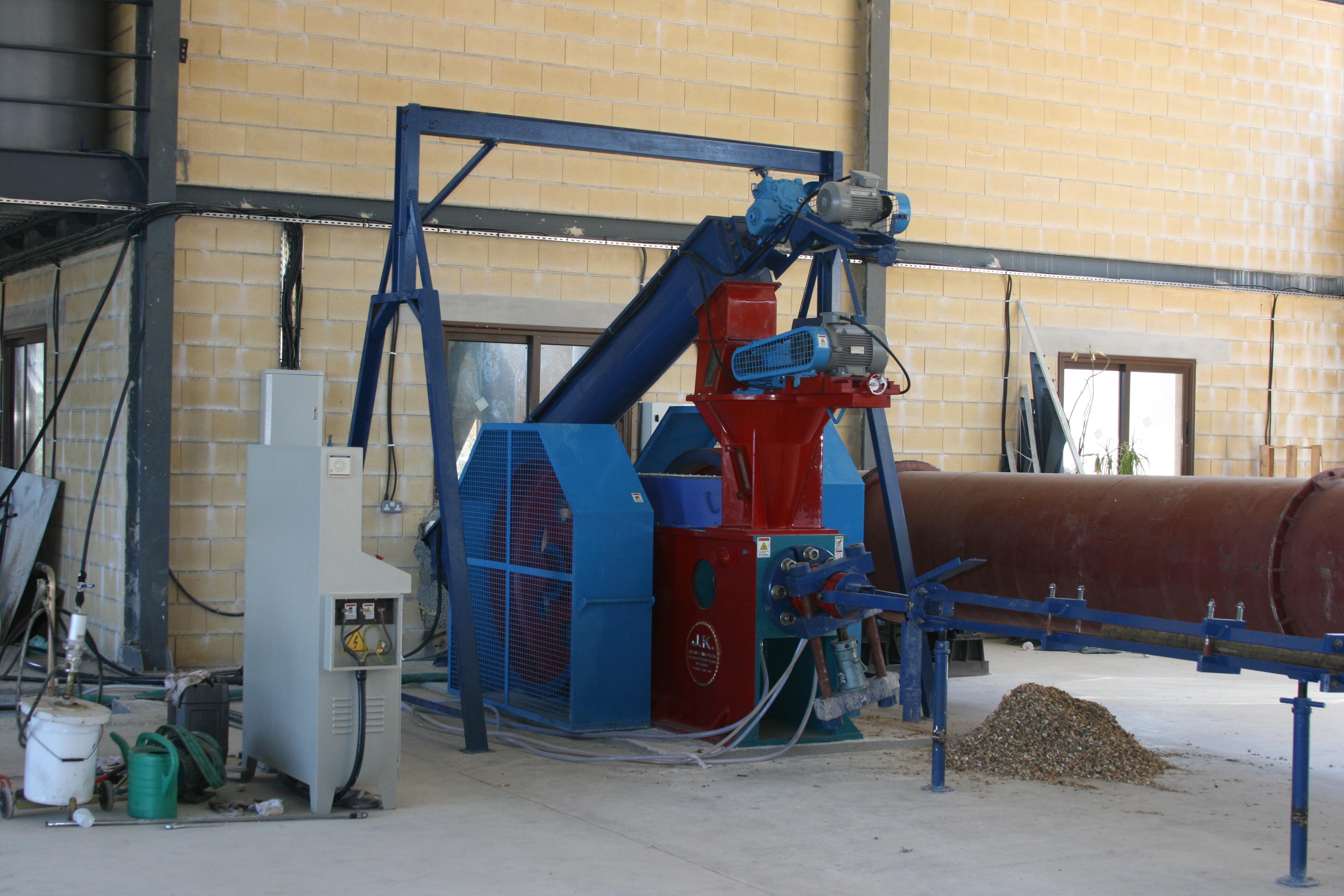 Industrial Briquette Plant