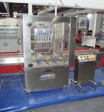 Liquid Soaps Filling Machine