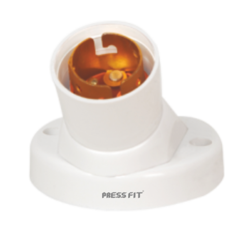 Press Fit Jewel - Metal Ring Lamp Angle Holder