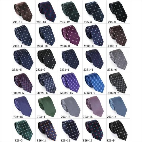 Silk Fabric Tie