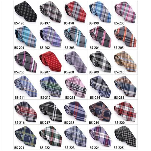 Micro Poly Tie