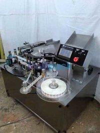 Ampoule Sticker Labelling Machine