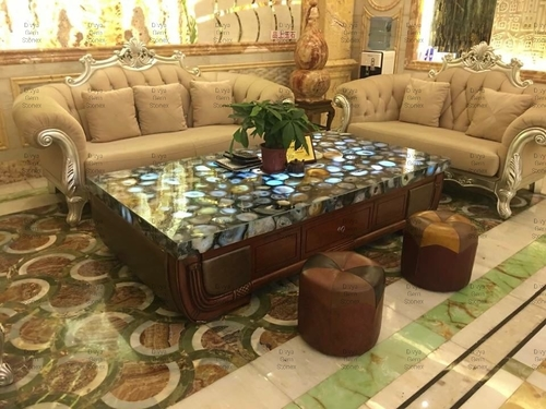Gemstone Table