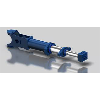 Industrial Hydraulic telescopic Cylinders
