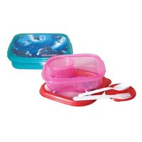 Plastic Lunch Box KITKAT SMALL