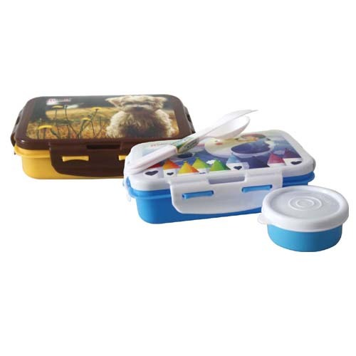 Plastic Lunch Box KLICKSEAL SMALL
