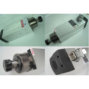 24000 RPM Water Cooled Spindle Motor